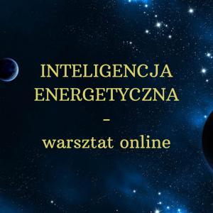 INTELIGENCJA ENERGETYCZNA – warsztat online
