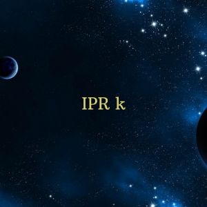 IPR k
